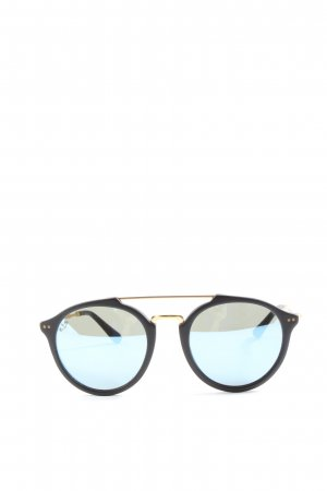 Kapten & Son Brille schwarz Casual-Look