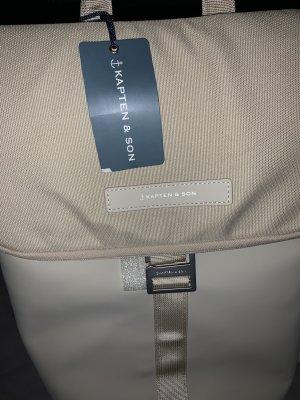 Kapten & Son Sac à dos pour ordinateur portable multicolore cuir
