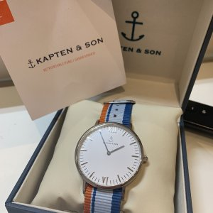 Kapten & Son Digital Watch multicolored