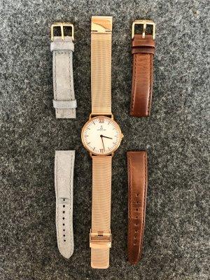 Kapten&Son Uhr mit 3 Armbänder