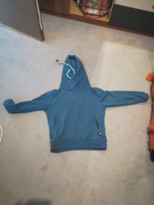-8- Venice Hooded Sweater cadet blue