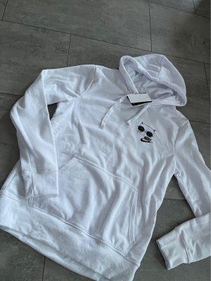 kaputzen pulli pullover neu gr M schneeweiss hoodie