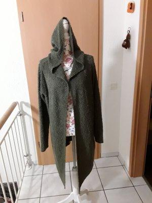 Devided von H&M Oversized Jacket green grey
