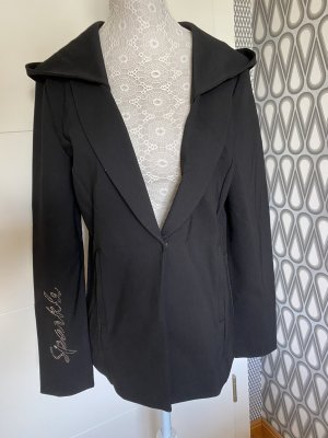 Monari Blazer in jersey nero