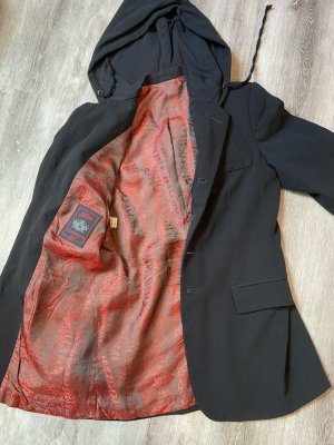 Jean Paul Gaultier Klassischer Blazer black