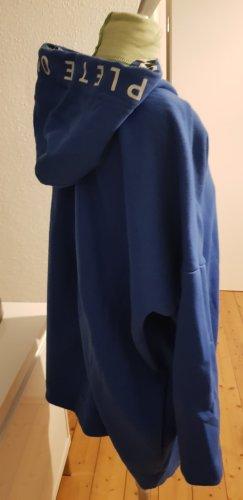 Yesta Hooded Shirt neon blue