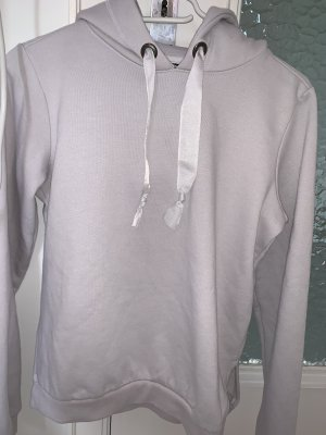 Sweter oversize bladofiołkowy