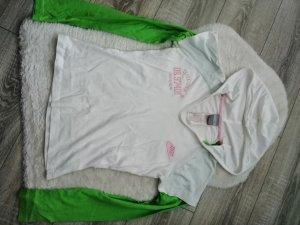 Nike Hooded Shirt white-light pink