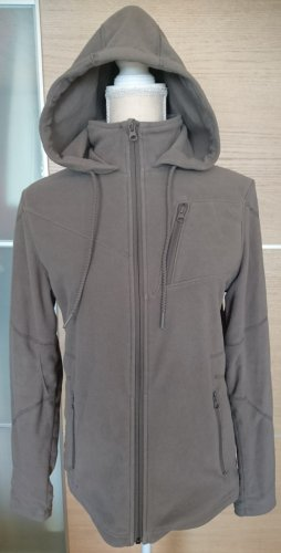 Kapuzen Fleece Jacke