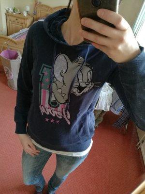 Kapuzen Hoodie Tom & Jerry S/M