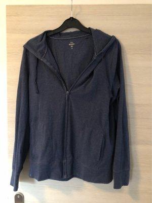 C&A Basics Sweat Jacket dark blue