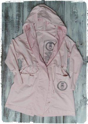 Giacca fitness rosa pallido-rosa chiaro Cotone