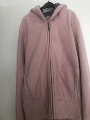 Clockhouse Fleece trui roségoud-grijs