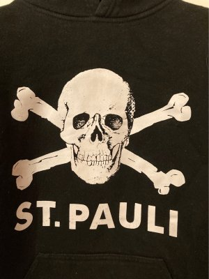 Kapuzen Pulli St.Pauli