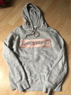 H&M Hooded Sweater rose-gold-coloured-silver-colored