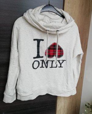 Kapuzen Pullover Only