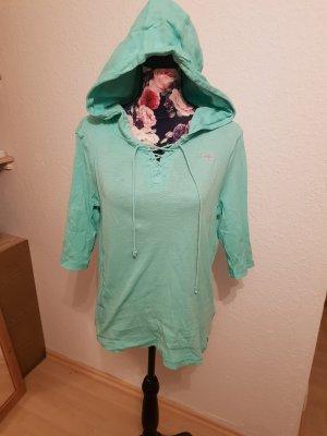 Kangaroos Hooded Shirt mint