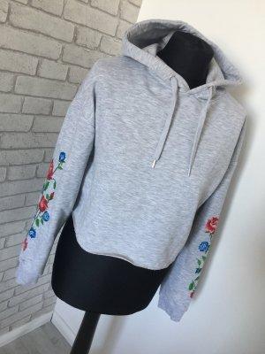 Kapuzen Sweat Shirt H&M mit Blumen
