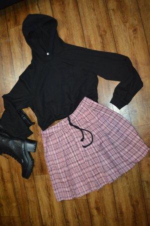 Kapuzen Sweater schwarz von H&M Gr. 38