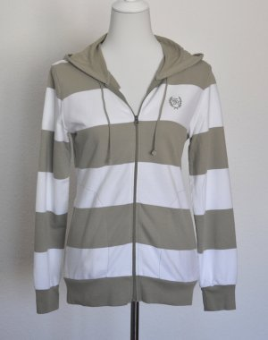 Tommy Hilfiger Hooded Sweater white-ocher cotton