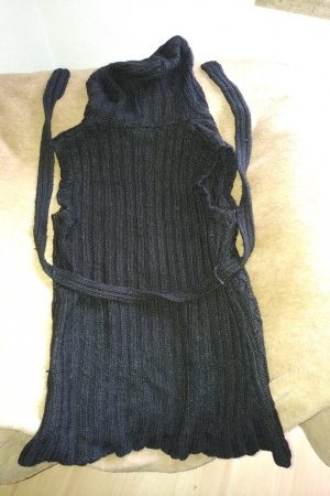C&A Yessica Knitted Vest black wool