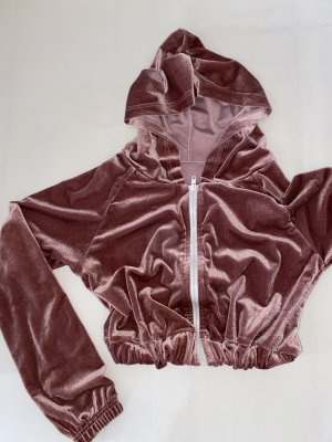 Hoody rose-gold-coloured