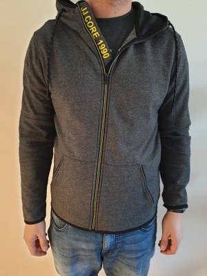 Jack & Jones Veste à capuche multicolore