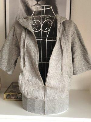 Saint Tropez Chaqueta con capucha gris claro