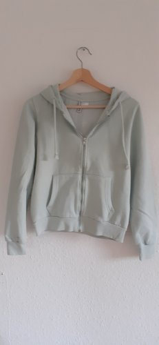 H&M Divided Hoody sage green-mint