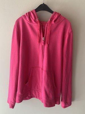 Kapuzenjacke pink C&A