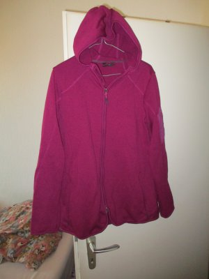 active Veste sweat violet