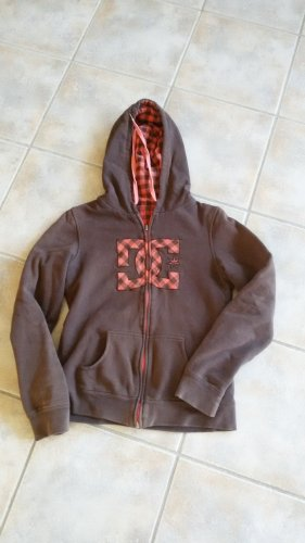 DC Shoes Gilet réversible brun-orange