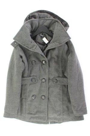 Abrigo con capucha multicolor Poliéster