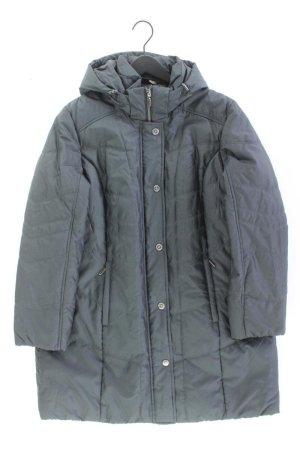 Manteau à capuche multicolore polyester