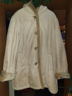 Adagio Hooded Coat cream