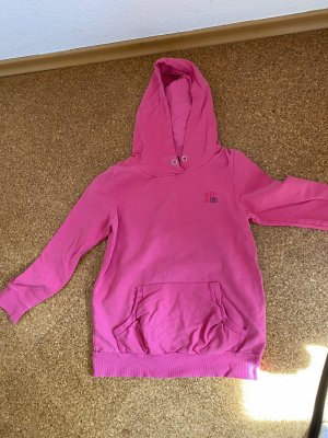 Ann Christine Hooded Sweater pink