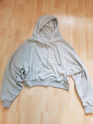 collection pimkie Maglione con cappuccio grigio chiaro