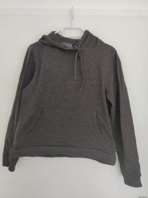 Crane Hooded Sweater grey