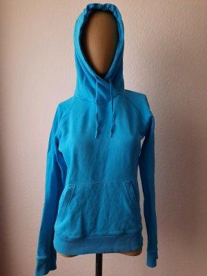 Devided von H&M Sweter z kapturem jasnoniebieski-turkusowy