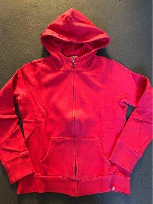 edc by Esprit Jersey con capucha rojo