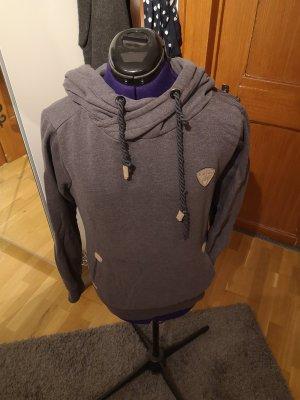 Sublevel Camicia con cappuccio grigio