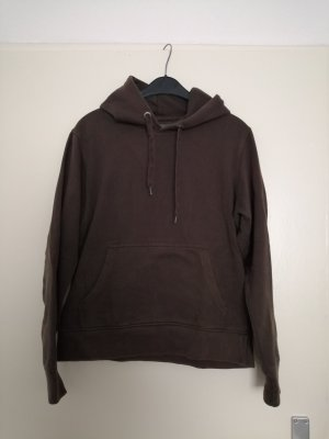 angelo litrico Hooded Sweater brown