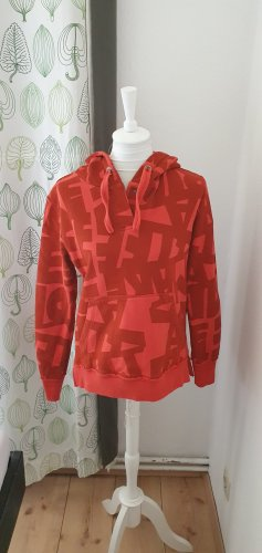 BMW Capuchon sweater lichtrood-rood
