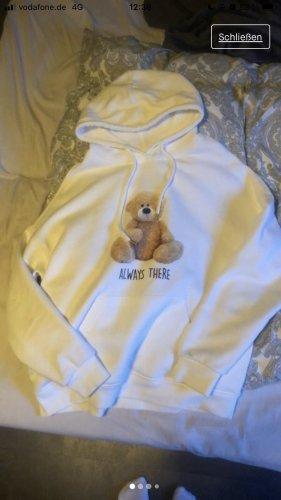 kapuzenpullover teddybär