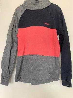 Mazine Capuchon sweater veelkleurig