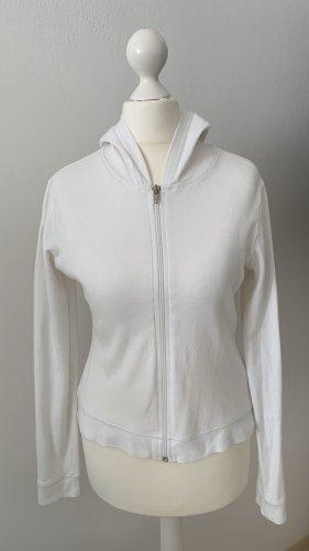 Pimkie Jersey con capucha blanco