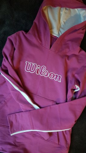 Kapuzenpullover Wilson