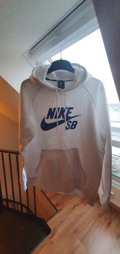 Nike Hooded Shirt white