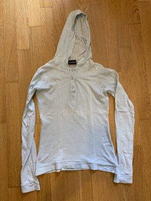 Marc O'Polo Hooded Shirt light blue