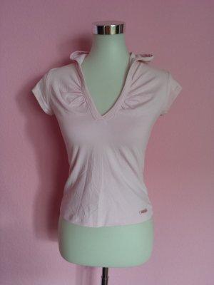 Koszulka z kapturem jasny różowy